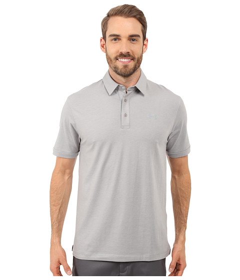 Imagine Under Armour Charged Cotton Scramble Polo