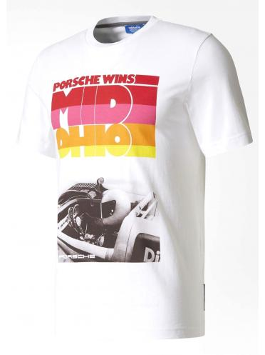 Imagine Tricou Adidas Originals Porsche OHIO BQ5124
