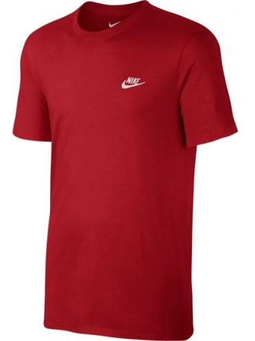 Imagine Tricou Nike Embroidered Swoosh 827021-611