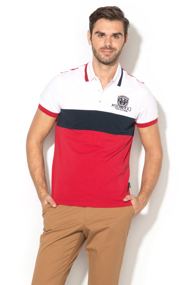 Imagine Tricou polo cu logo Calvin