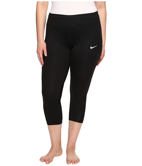 Imagine Nike Power Running Crop (Sizes 1X-3X)