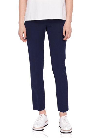 Imagine Pantaloni crop slim fit eleganti