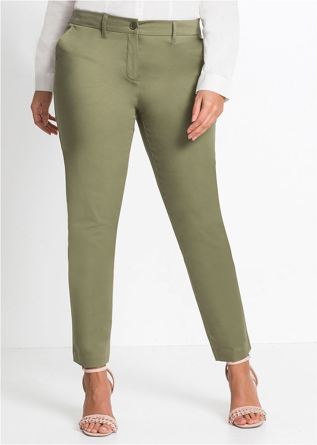 Imagine Pantaloni cu stretch 7/8