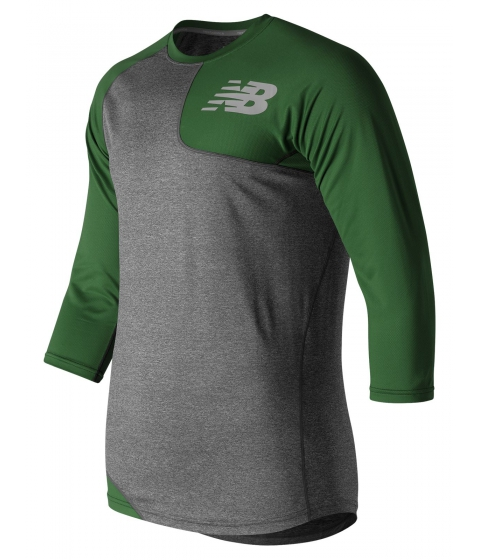 Imagine New Balance Baseball Asym Base Layer Left