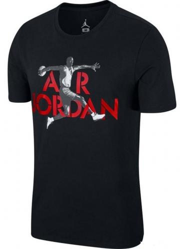 Imagine Tricou Nike M JSW TEE AIR JORDAN STENCIL AA1881-010
