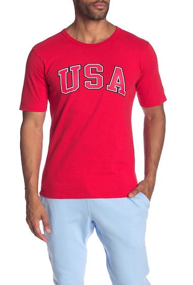 Imagine Champion Heritage USA Tee