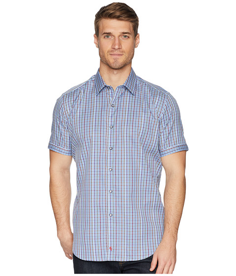 Imagine Robert Graham Palma Short Sleeve Woven Shirt