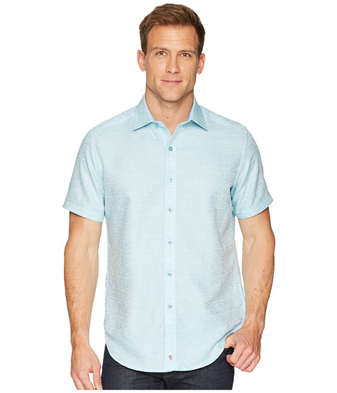 Imagine Robert Graham Cyprus Short Sleeve Woven Shirt