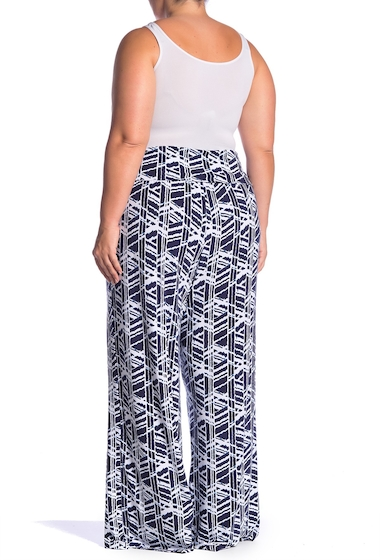 Imagine Tart Madison Fold-Over Waist Pants Plus Size