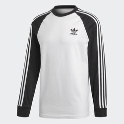 Imagine Bluza barbati adidas Originals 3-Stripes LS T DH5793