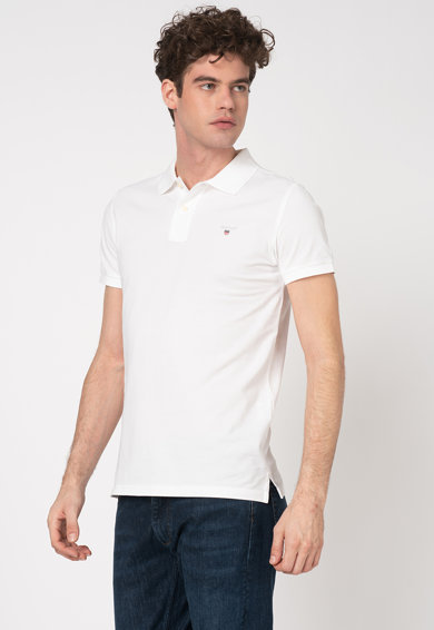 Imagine Tricou polo slim fit