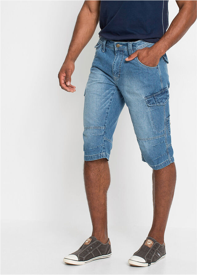Imagine Bermuda denim Loose Fit