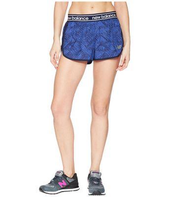 Imagine New Balance Printed Accelerate 2.5 Shorts
