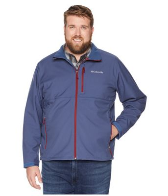 Imagine Columbia Big & Tall Ascender™ Softshell Jacket
