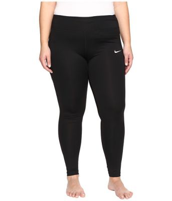 Imagine Nike Power Essential Running Tight (Size 1X-3X)