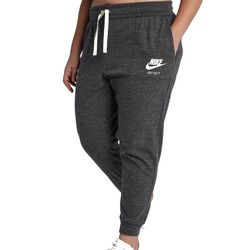 Imagine Pantaloni femei Nike Sportswear Gym Vintage Plus Size AJ2796-060