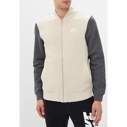 Imagine Jacheta barbati Nike NSW FLEECE BOMBER JACKET 928461-221