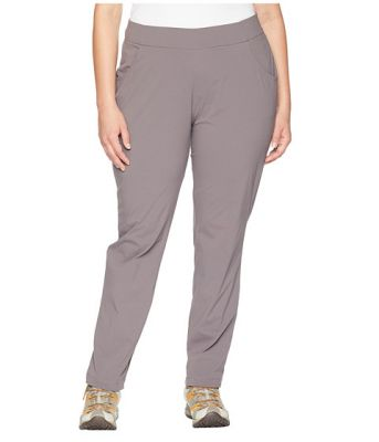 Imagine Columbia Plus Size Anytime Casual™ Pull-On Pants