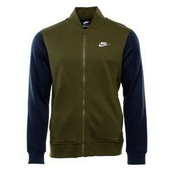 Imagine Jacheta barbati Nike NSW FLEECE BOMBER JACKET 928461-395