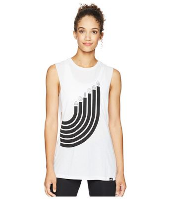Imagine adidas Track Muscle Tank Top