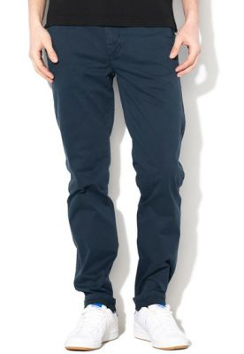 Imagine Pantaloni cu croiala slim fit