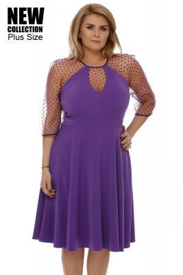 Imagine Rochie Plus Size Danielle Mov