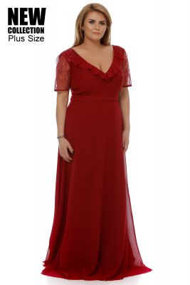 Imagine Rochie Plus Size Lavinia Bordo