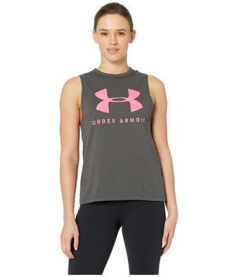 Imagine Under Armour Sportstyle Graphic Muscle Tank