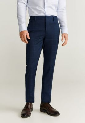 Imagine Pantaloni slim fit eleganti Paulo