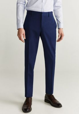 Imagine Pantaloni eleganti super slim fit Paulo