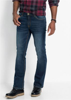 Imagine Blugi cu stretch, slim fit, bootcut