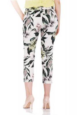Imagine Pantalon cu imprimeu, Multicolor, 46 EU, WS029/27-18