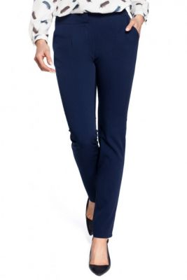 Imagine Made Of Emotion Woman's Pants M303 Navy Blue