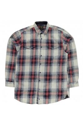 Imagine Fusion Trent Plaid Shirt Mens
