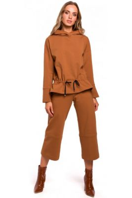 Imagine Made Of Emotion Woman's Trousers M450 Caramel