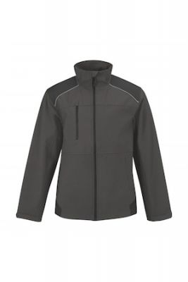 Imagine Geaca Softshell vlad, 4xl, dark grey