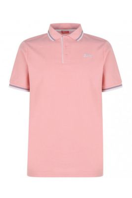 Imagine Slazenger Tipped Polo Shirt Mens