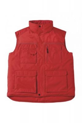 Imagine Vesta bodywarmer berry, 4xl, red