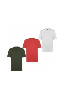 Imagine Donnay 3 Pack T Shirts Mens