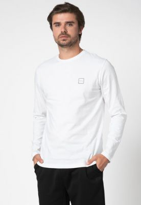 Imagine Bluza cu detaliu logo