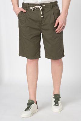 Imagine Pepe Jeans London, Bermude relaxed fit Pierce, Verde militar