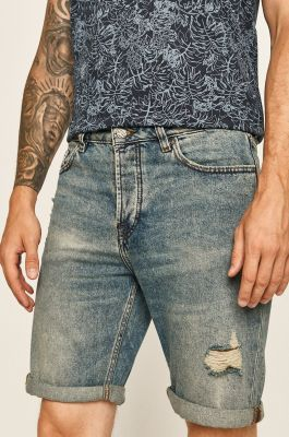 Imagine Only & Sons - Pantaloni scurti jeans