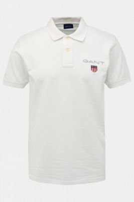 Imagine GANT White Men's Polo Polo Shirt