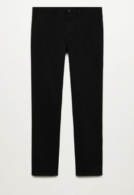 Imagine Pantaloni chino slim fit Barna
