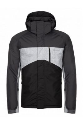 Imagine Men's winter jacket Ober-m black - Kilpi