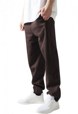 Imagine Pantaloni trening rapper Urban Classics, maro, 4XL INTL