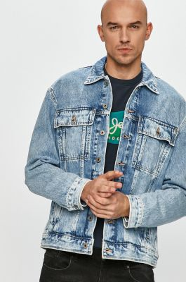 Imagine Pepe Jeans - Geaca jeans Young