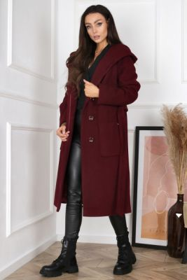 Imagine Merce Woman's Coat Azalia